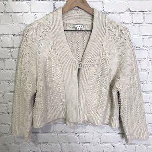 CAbi Embrace knit cardigan style #918 size small
